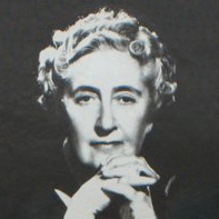 Agatha Christie, courtesy Wikimedia Commons