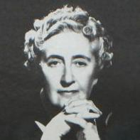 Agatha Christie, courtesy Wikimedia Commons