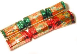 23 christmas crackers