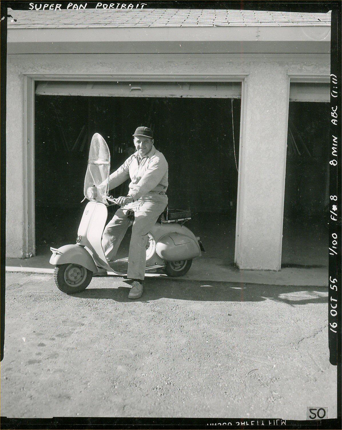 1955 10 Oct 16 the Putt-putt a